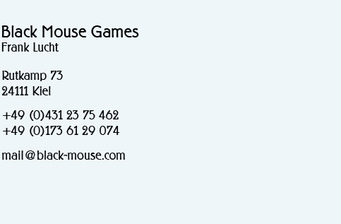 Black Mouse Games